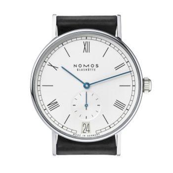 NOMOS 271  Ludwig Automatic Date 小秒針腕錶-白/40mm