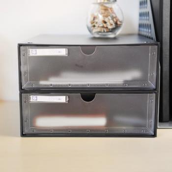 【SONA MALL】海盜王A4文件收納盒(單層2入組)