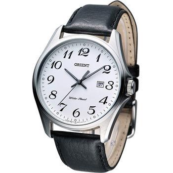 東方 ORIENT 時尚指標 紳士錶 FUNF2008W