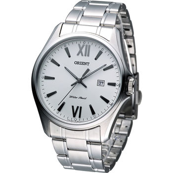 東方 ORIENT 時尚指標 紳士錶 FUNF2006W