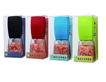 隆一鹽用萬用陶瓷機芯多彩研磨器組(x4)