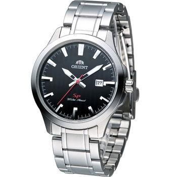 ORIENT 東方經典指標石英腕錶 FUNE4003B