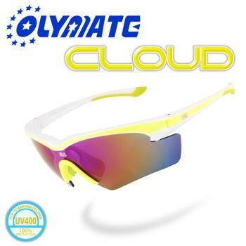 OLYMATE CLOUD 專業鍍膜防爆運動眼鏡