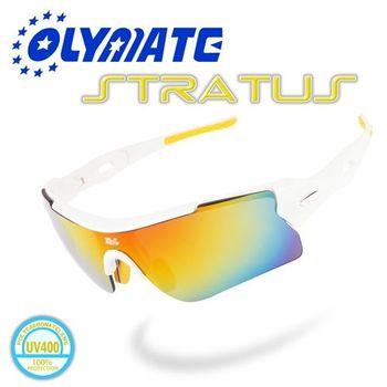 OLYMATE STRATUS 專業鍍膜防爆運動眼鏡