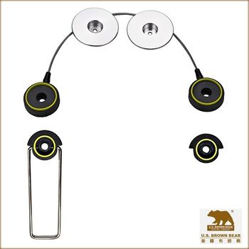 美國布朗熊 S2-L 超薄型電視壁掛支架-適用23吋~47吋電視