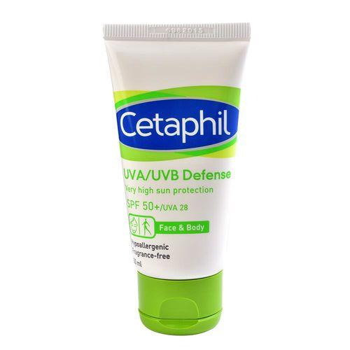 【Cetaphil舒特膚】極緻全護低敏防曬霜(50ml)