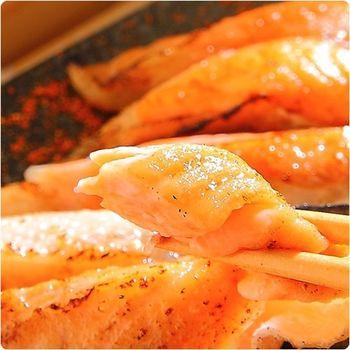【華得水產】鮭魚下巴3件組(1kg/包)