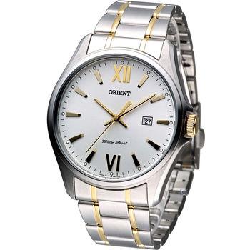 東方 ORIENT 時尚指標 紳士錶 FUNF2004W