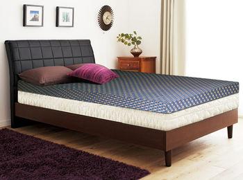 KOTAS 菱格全平面透氣 8cm 記憶床墊 單人 三尺
