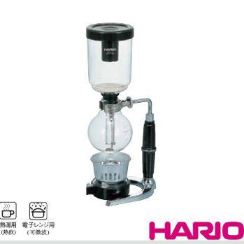 HARIO 經典虹吸式2咖啡壺2杯 240ml / TCA-2