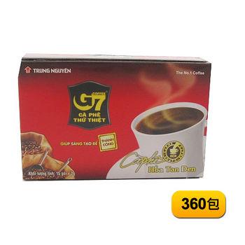 G7即溶黑咖啡24盒組 (2g*15包/盒)