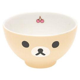 San-X 拉拉熊滿滿懶熊生活系列陶瓷飯碗 懶妹