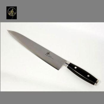 臻 刀具 / 三合鋼系列 / 240mm廚師刀-DC014-2B