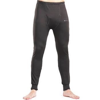 PUSH!機能面料POLARTEC+萊卡頂級運動保暖內長褲單件男款
