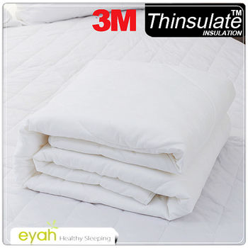 【eyah】3M-Thinsulate超保暖透氣可水洗厚冬被(雙人3公斤)
