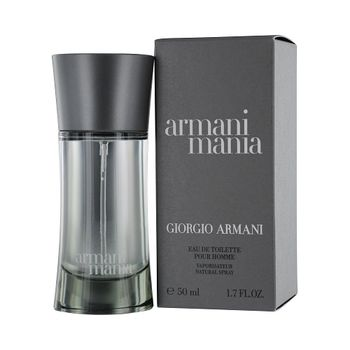 Giorgio Armani MANIA 亞曼尼男性淡香水 50ml