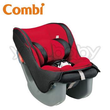 【康貝Combi】Coccoro II EG 輕穩汽車安全座椅/汽座-薔薇紅