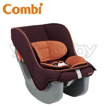 【康貝Combi】Coccoro II S 輕穩汽車安全座椅/汽座-可可褐