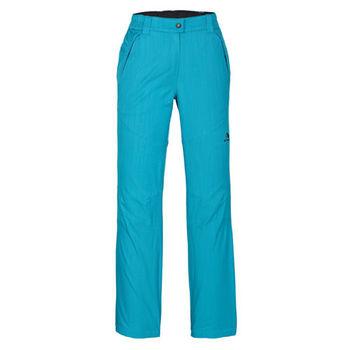 【聖伯納 St.Bonalt】女款內網層透氣防水褲-藍綠(4110)
