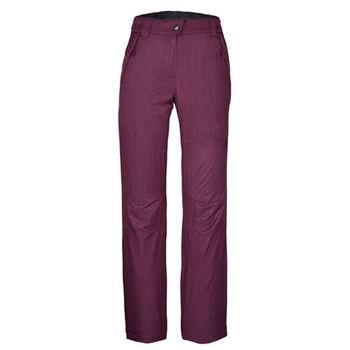 【聖伯納 St.Bonalt】女款內網層透氣防水褲-紫紅(4110)