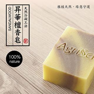 【亞格西】昇華檀香皂 (3入禮盒裝)