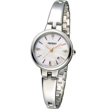 東方 ORIENT 浪漫滿屋時尚腕錶 FSZ40004W