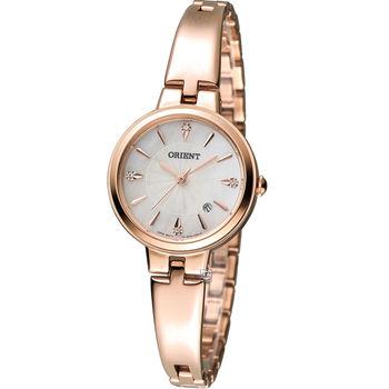 東方 ORIENT 浪漫滿屋時尚腕錶 FSZ40001W