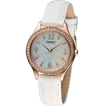 東方 ORIENT 星月神話時尚腕錶 FQC10005W