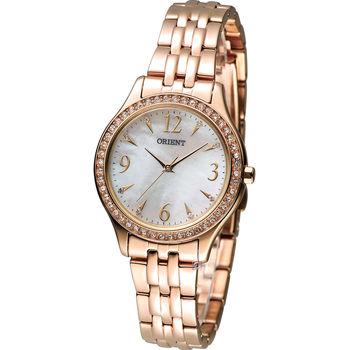 東方 ORIENT 星月神話時尚腕錶 FQC10001W
