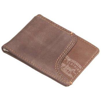 【Levi's】李維斯男Logo前面口袋錢包錢夾(預購)