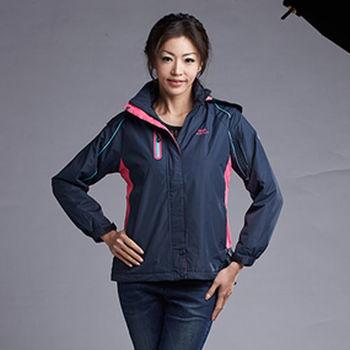 JOYJOY名媛時尚防風保暖機能外套