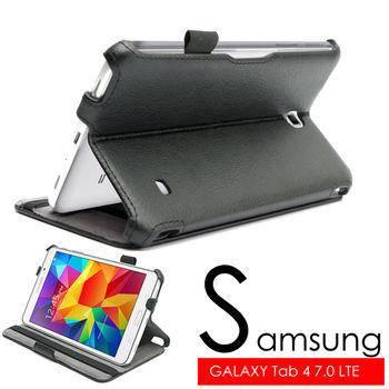 三星 Samsung Galaxy Tab 4 7.0 LTE T235 T230 專用頂級薄型平板電腦皮套 保護套 可手持帶筆插