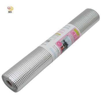 月陽200cm可裁剪蜂巢鋁箔面防油污餐墊防潮墊抽屜墊超值2入(3962)