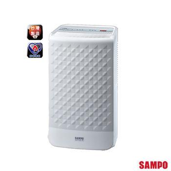 【聲寶SAMPO】6L微電腦空氣清淨除濕機 AD-BD121FT