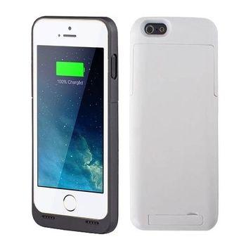 iPhone 6 (4.7吋)時尚型超薄背殼電池 3800mA