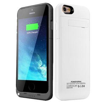 iPhone 6 Plus (5.5吋)超薄背殼式電池 4800mA