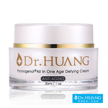 【Dr.HUANG黃禎憲】碧蘿芷All In One逆齡霜(30ml)