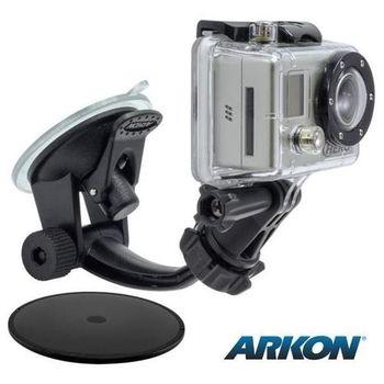 ARKON /GoPro HERO運動相機專用吸盤車架組(GP114)