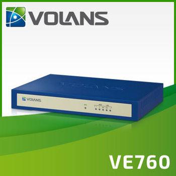 VOLANS (VE760) 網路行為管理路由器