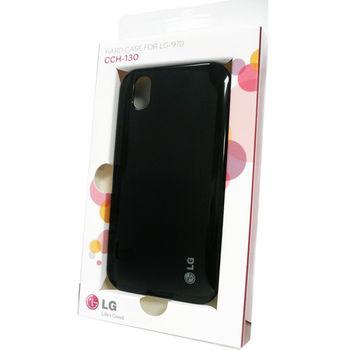 LG Optimus Black P970 原廠保護殼-加送螢幕保護貼