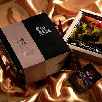 台南度小月擔仔麵【老鍋紅灶】肉燥8包入金帶禮盒(200g/包)