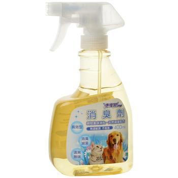 【德衛斯】寵物消臭劑除臭殺菌400ml