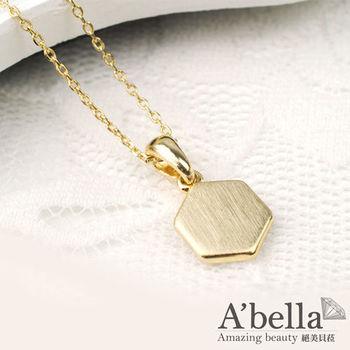 【A'bella 菈蓓索系列】幾何密碼 項鍊