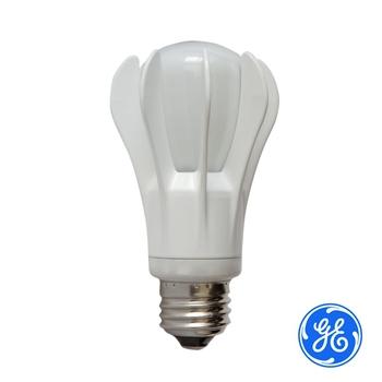 【奇異GE】八爪星LED全周光燈泡 9W《2入》