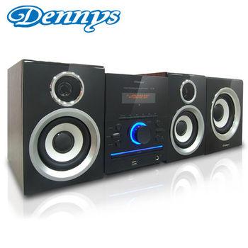 買大送小《Dennys》低音精靈USB/FM/DVD音響MD-380SW