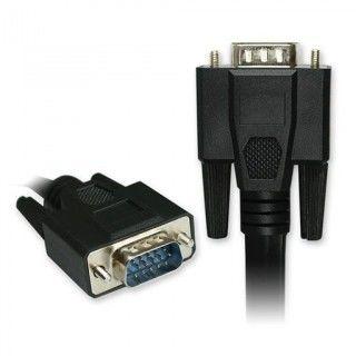 【MAGIC】VGA 高級顯示器超薄扁平延長線15PIN公對15PIN公(10M)
