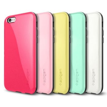 Apple iPhone 6 4.7吋 SGP Capella 雙層粉嫩膠囊保護殼