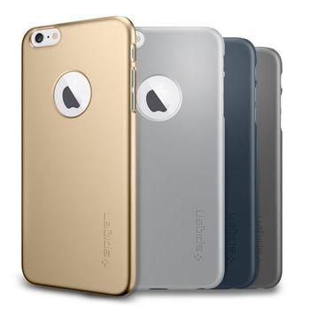 Apple iPhone 6 Plus 5.5吋 SGP Thin Fit A 超薄LOGO鏤空保護殼