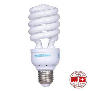 【東亞照明】螺旋燈泡 T3-24W《四入》