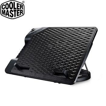 【Cooler Master】 Notepal ERGOSTAND III 支架式散熱墊(R9-NBS-E32K-GP)